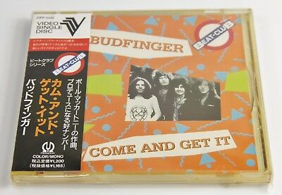 Come And Get It - Badfinger Beat-Club Video Single Laser Disc Pioneer Japan
