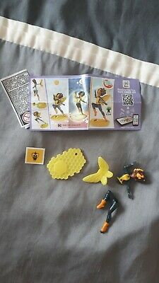DC Girls Catwoman Kinder Collectable Figure NEW Unassembled
