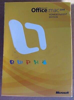 Microsoft Office: Mac 2008 for Home and Student Edition