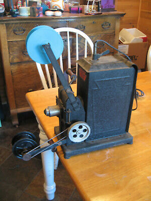 35mm movie projector. Keystone Moviegraph Model 575- antique