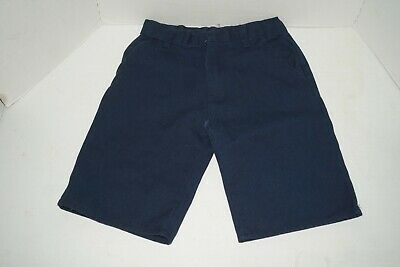 Genuine School Uniform Black Shorts Black sz10