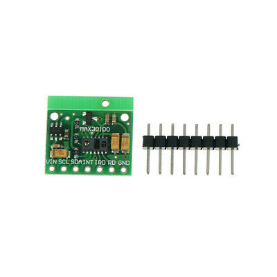 Max30100 Heart-Rate Oximeter Pulse Sensor Pulsesensor Module For Arduino JD