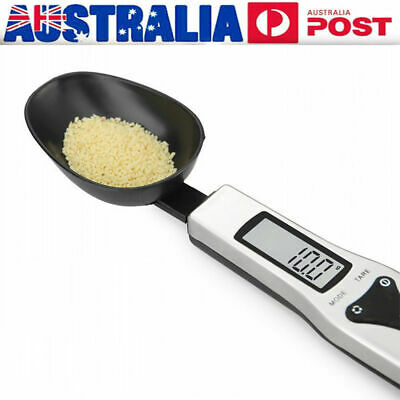 500g/0.1g LCD Digital Spoon Scale Kitchen Lab Gram Food Electric Weighing Spoons