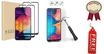 Full Cover tempered glass Screen protector / Pet Film for Samsung Galaxy A50 A70