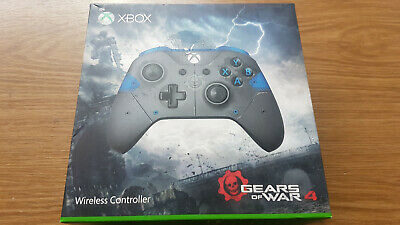 Xbox One Wireless Controller Gears Of War 4 JD Fenix Limited Edition OVP