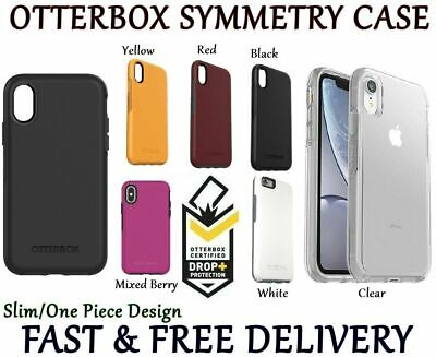 OtterBox Symmetry ShockProof Case Cover For iPhone X iPhone XR iPhone XS MAX NEW