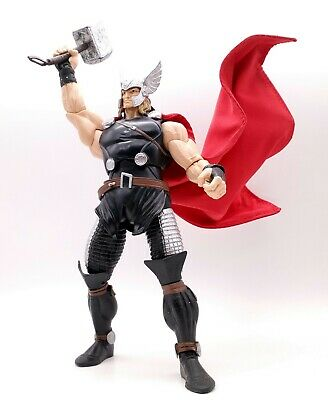 Faux Leather Skirt for Hasbro Marvel Legends Thor King /& Odin No Figure