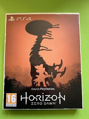Horizon Zero Dawn Complete The Only On Playstation Collection Ps4 New Sealed 🏹