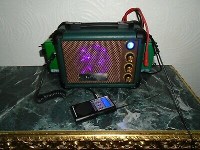 ITC EVP PARANORMAL Communication GHOST SPIRIT BOX PORTAL