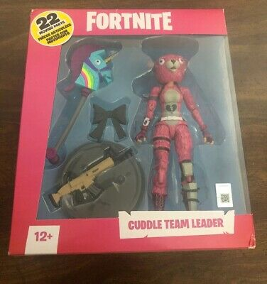 Fortnite Cuddle Team Leader Action Figure From McFarlane Toys New Sealed