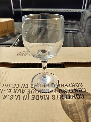 12 Libbey 3769 Embassy 6.5 oz. Wine Glass