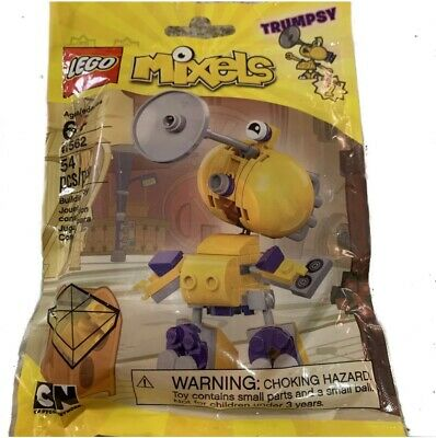 LEGO MIXELS Series 7 Trumpsy Set 41562 Packaging RETIRED BRAND NEW
