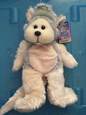 Beanie Kids - Atticus the Yellow-footed Rock-wallaby Bear