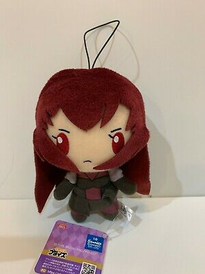 Fate Grand Order Sanrio Lancer Shishou Scathach Character Prize Plush Toy Doll