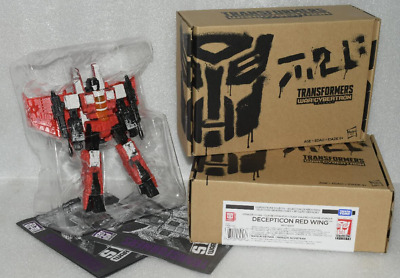 Ew Transformers Generations Selects War For Cybertron Siege Red Wing In Stock