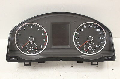 Vw Tiguan 5N Speedometer Tacho Kombiinstrument Color Display 5N0920883