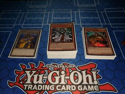 YUGIOH COMPLETE DARKLORD Deck + Ultra Pro Sleeves