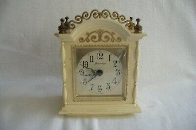 Vintage Blessing West German Ornate Alarm Clock.