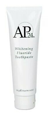 Genuine Nu Skin AP-24 Whitening Fluoride Toothpaste (No peroxide) BRAND NEW UK
