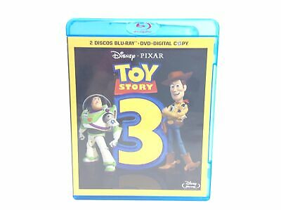 Pelicula Bluray Toy Story 3 5030345