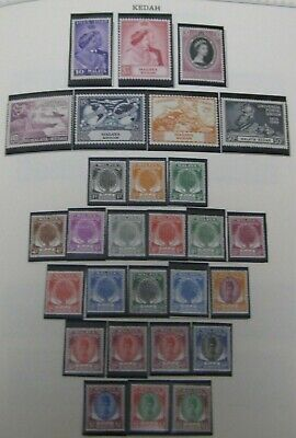 BRITISH COMMONWEALTH Mint, 25 Minkus albums, 1930s-80s, 106 countries cat $86K+