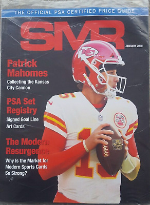 SPORTS MARKET REPORT (SMR) Magazine - Pick an issue - New in Plastic PSA Cards