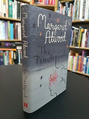 The Penelopiad, Margaret Atwood (first edition 1st printing)