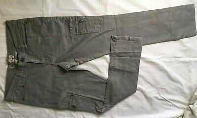 Natural Reflections Jeans Womens Size 12 Casual Grey Taupe  NWOT
