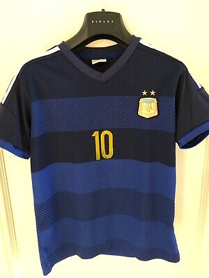 on sale cc008 651bd NEW MESSI ARGENTINA Soccer Jersey AFA Argentine Football ...
