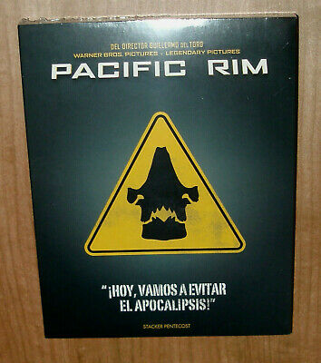 Pacific Rim Blu-Ray Neuf Scellé Slipcover Action Aventures (sans Ouvrir) R2