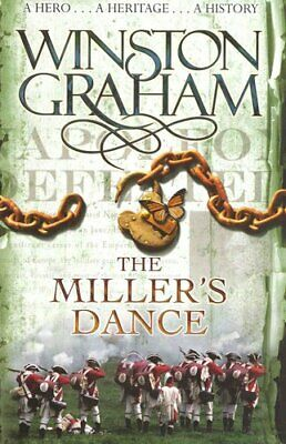 Poldark: The Miller's Dance : A Novel of Cornwall 1812-1813 9 by Winston...