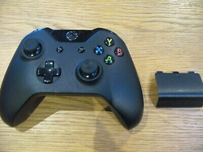 OFFICIAL GENUINE MICROSOFT XBOX ONE CONTROLLER IN BLACK - Fully Tested