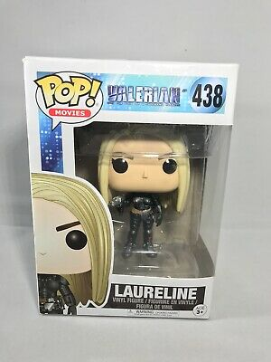 Funko Pop! Movies 438 Valerian City of a Thousand Planets Laureline vinyl figure