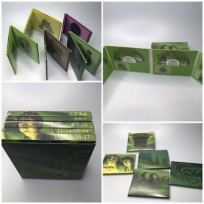 Harry Potter and the Half-Blood Prince by J. K. Rowling 17 CD AudioBook Set