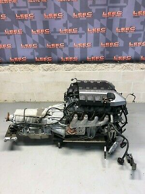 CHEVY 427 LS3 Ls7 Ls1 / 635 Horsepower Complete Crate Engine