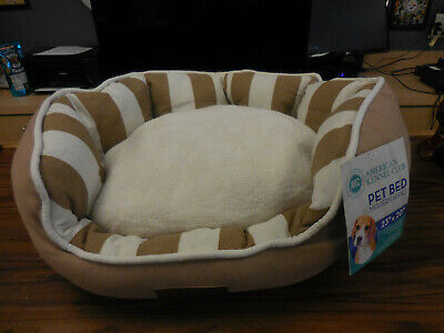 "American Kennel Club Pet Bed Modern Series 23"" x 20"" AKC5715 NEW (E)"