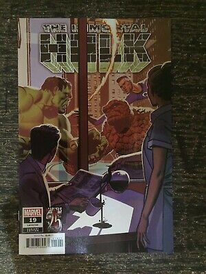 IMMORTAL HULK 19 GREG SMALLWOOD MARVELS 25th ANNIVERSARY TRIBUTE VARIANT NM