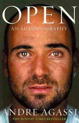 Open An Autobiography by Andre Agassi 9780007281435 | Brand New