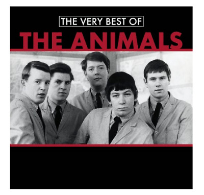 The Very Best Of The Animals Audio 2012 Release Classic Greatest Hits CD Album