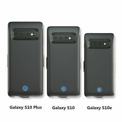 For Samsung Galaxy S10,S10 Plus/S10e Battery Case Charger Power Bank Phone Cover