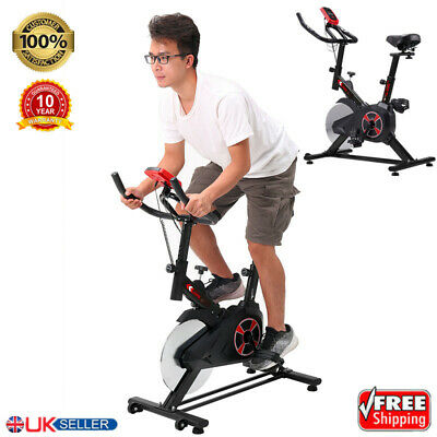 KUOKEL Sport Spin Bike Aerobic Exercise Indoor Training Cycle Gym Cardio Fitness