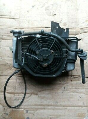 Honda SH125 SH 125 Radiator Rad Fan Injection Model