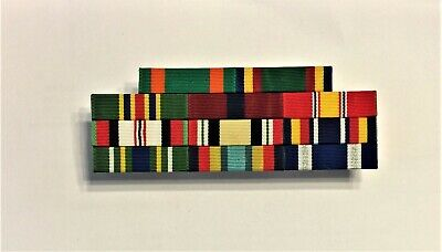 MOUNTED MEDAL RIBBONS - EUR 3,33   PicClick IE