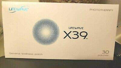 Lifewave NEW X39 StemCell Light Therapy - Free Shipping