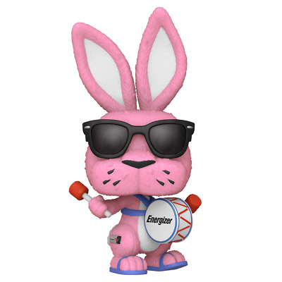PRE-ORDER Funko Pop! Ad Icons: Energizer Bunny