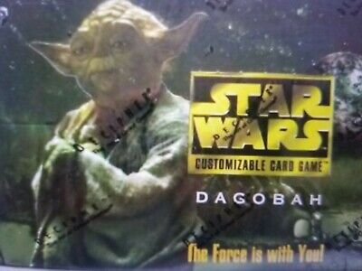 Star Wars CCG Dagobah BB Limited SINGLES BASICS Select Choose Your Card SWCCG