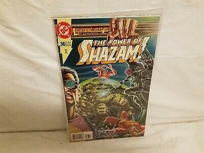 Shazam No.36 - Dc Action / Adventure Comic