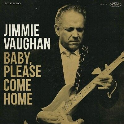 Jimmie Vaughan ‎CD Baby, Please Come Home (2019) Blues