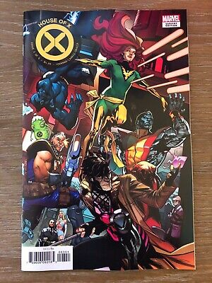 House of X #3 Asrar Connecting Variant Cover (2019) NM+ Sold Out 🔥