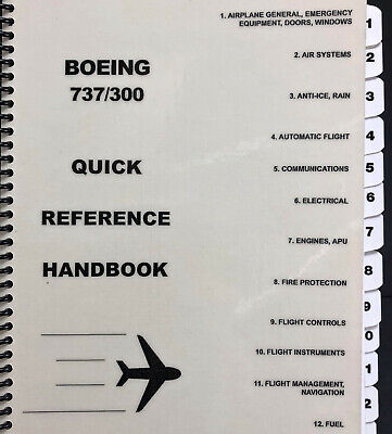 BOEING 737 MAINTENANCE Training Component Locators & Field